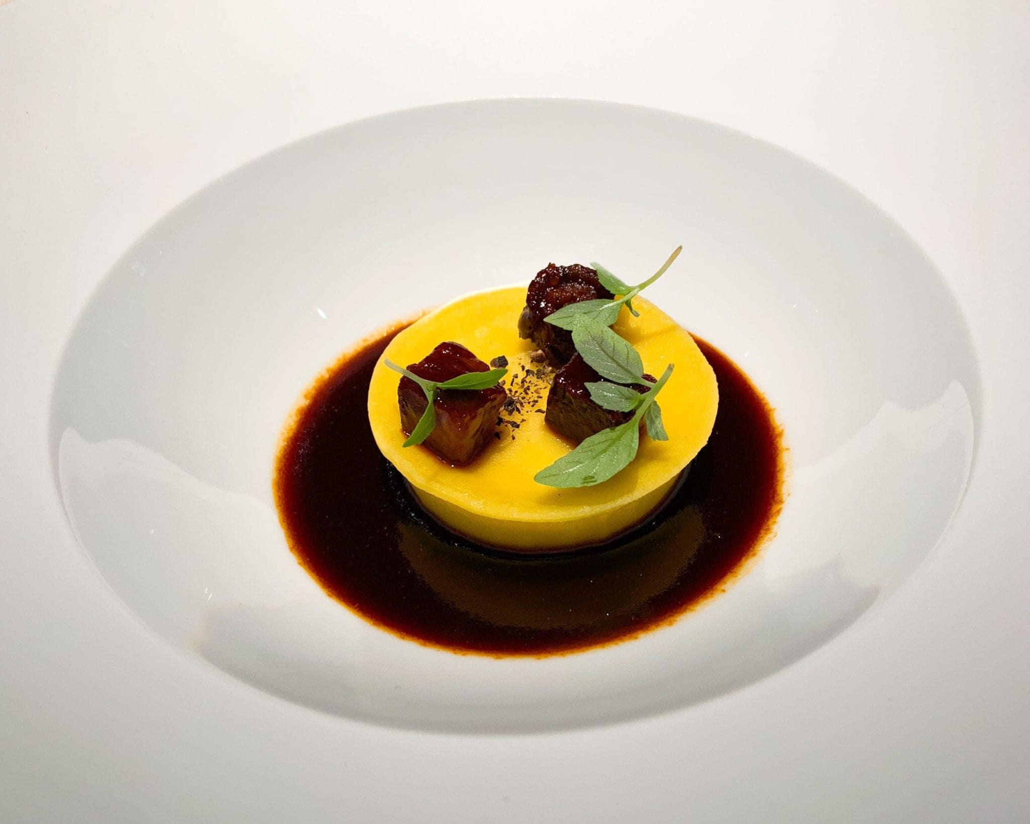 Vun Andrea Aprea 2 Star Michelin Dinner In Milan Feastio