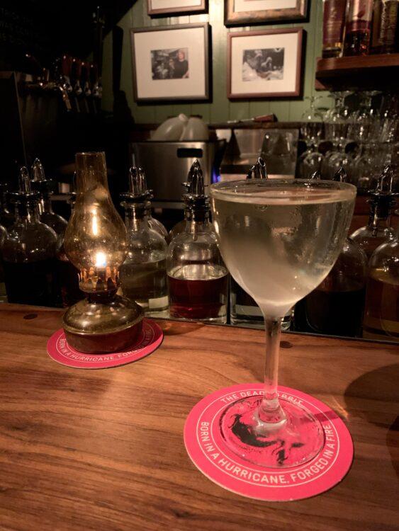 Comfort Zone cocktail