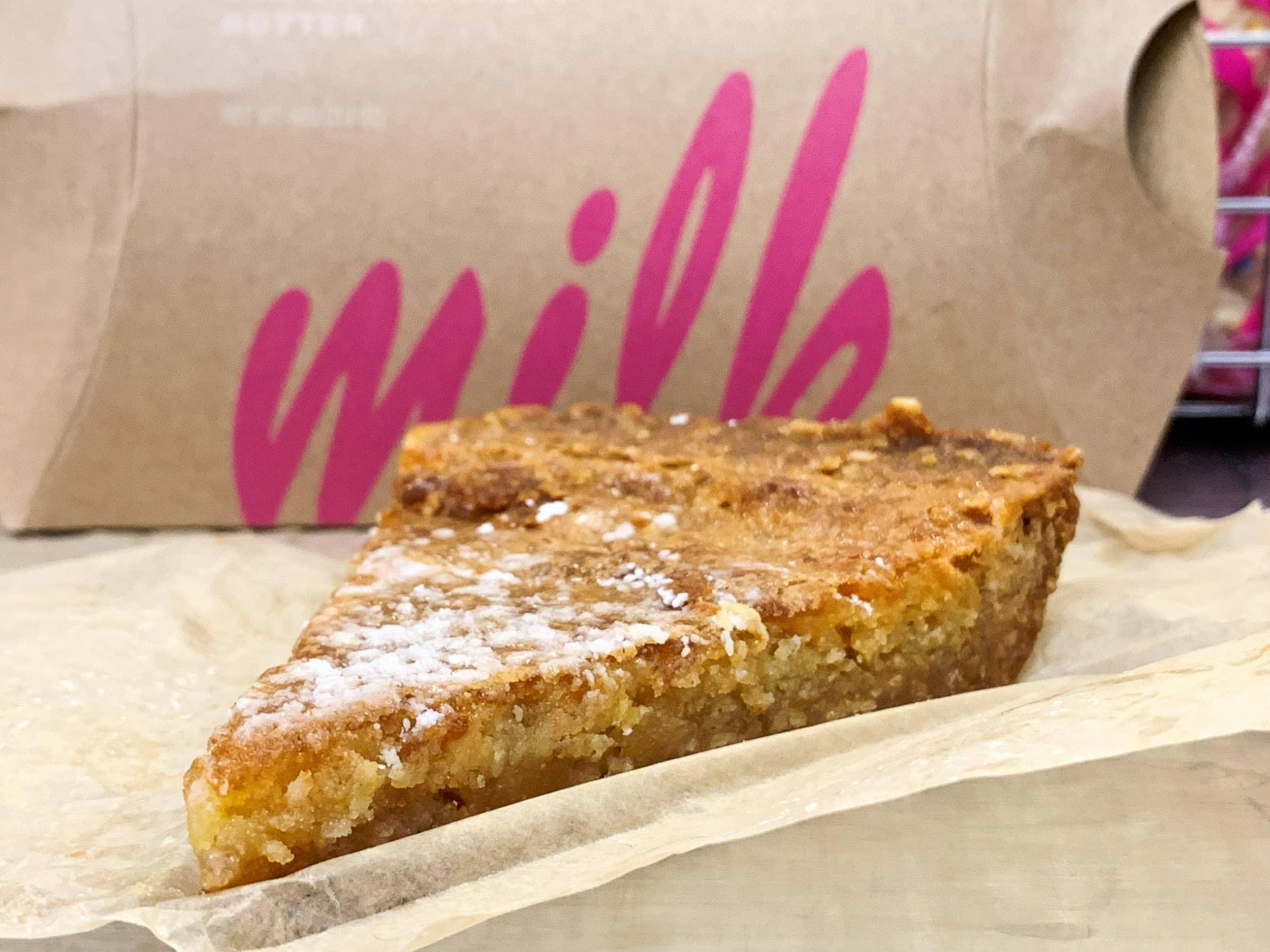Milk Bar pie (formerly known as crack pie)