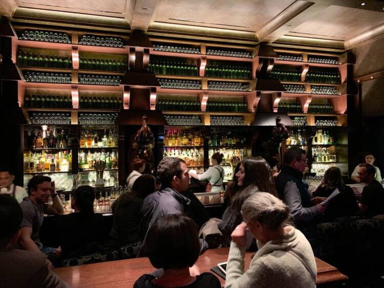 NoMad Hotel bar