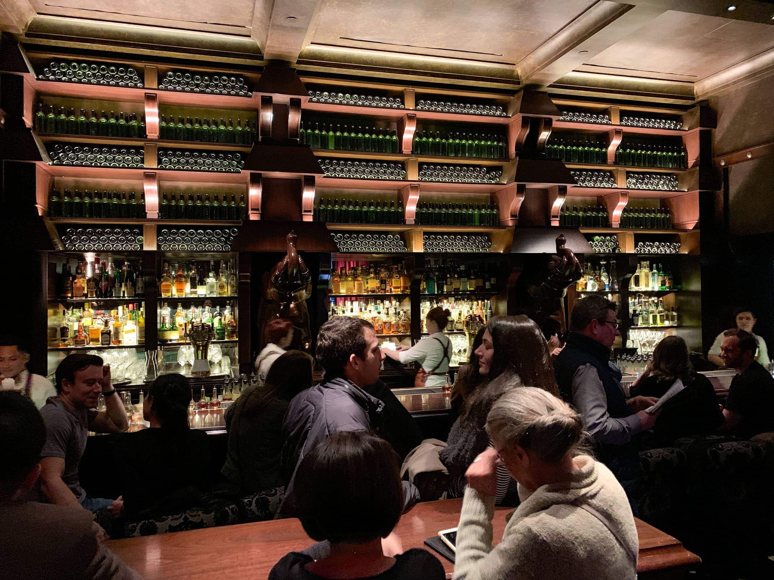 The Elephant Bar at NoMad Hotel