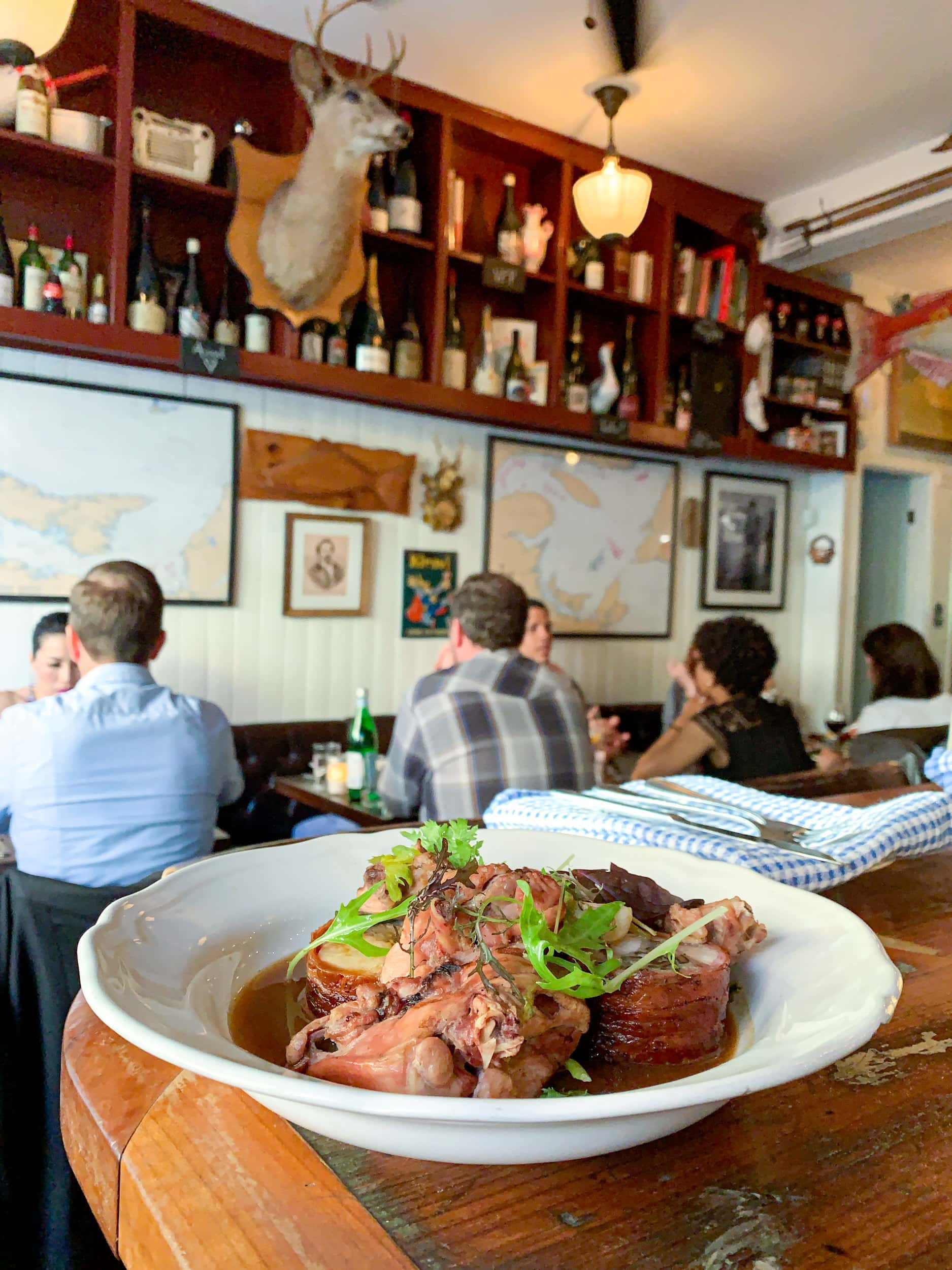 Joe Beef is one of the best places to eat in Montreal, Canada