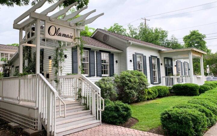 Olamaie restaurant