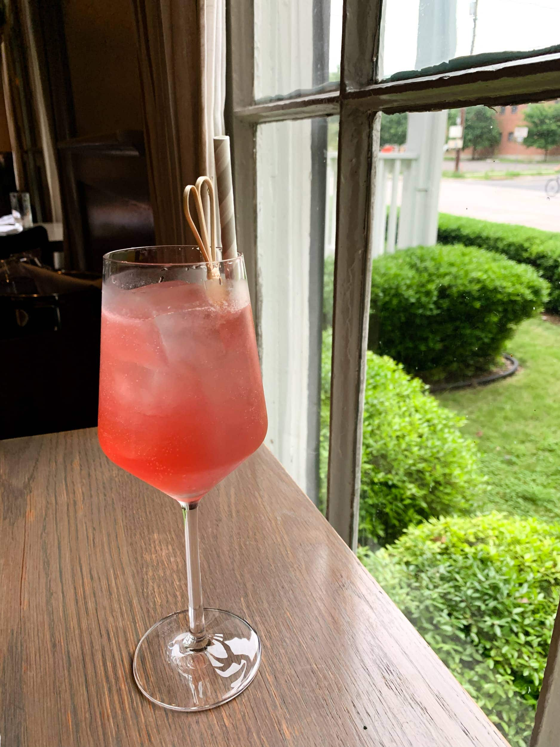 Young Americans cocktail