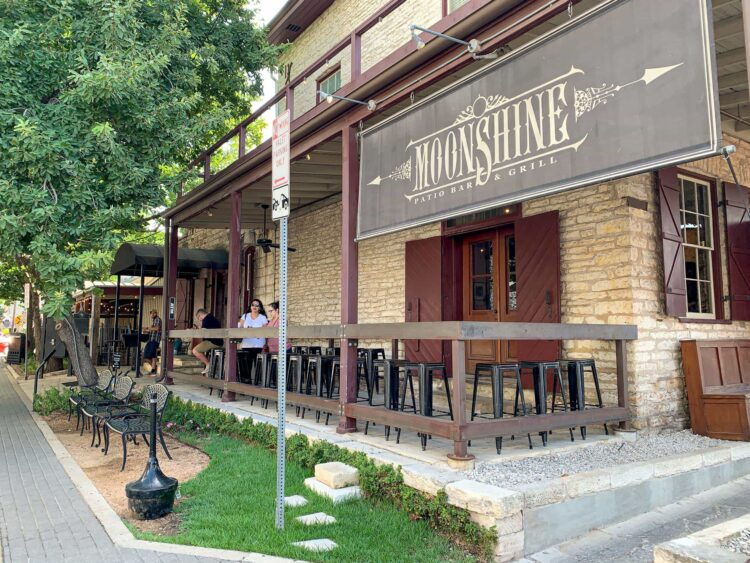 Moonshine Patio Bar and Grill