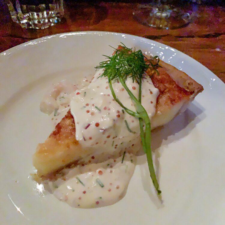 Västerbotten cheese pie