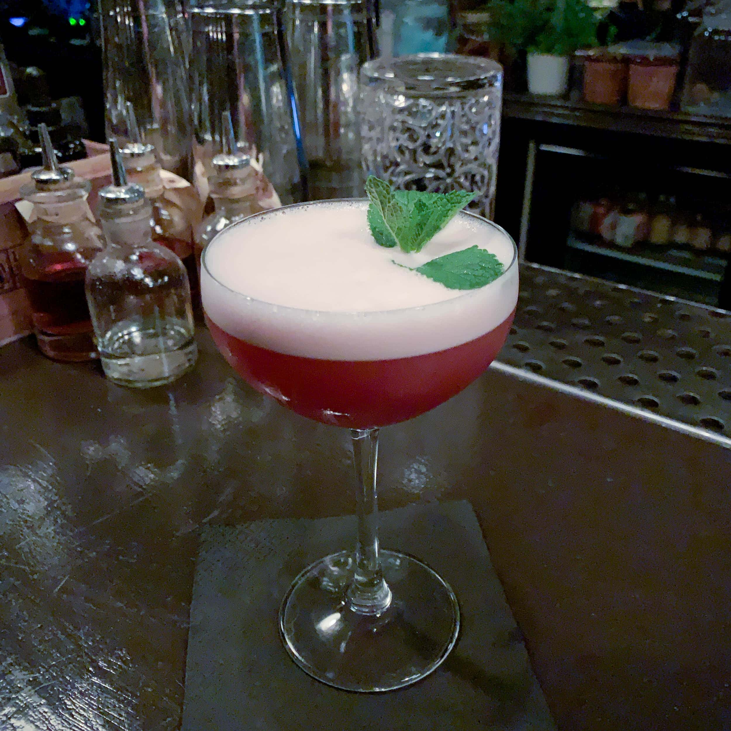 Nordic Daquiri at 1656
