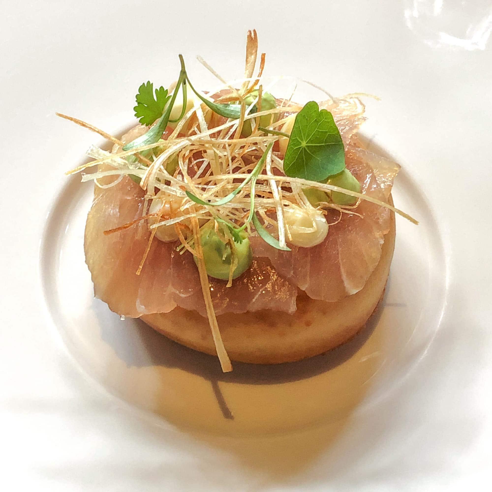 Marlin donut