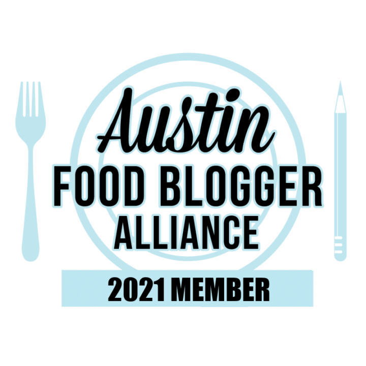Austin Food Blogger Alliance 2021