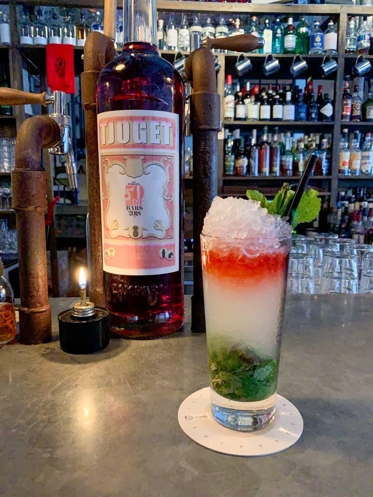 Perroquet cocktail